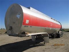 1987 Polar 250 Barrel Crude Tanker Trailer