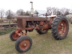 Farmall H Wide Front 2WD Tractor