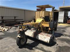 2000 Terramite TSS 38 Sweeper