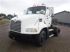 2007 Mack Vision CXN612 S/A Truck Tractor
