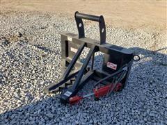 2020 Industrias America Post/Tree Puller Skid Steer Attachment