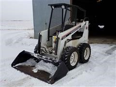 International 4140 Skid Steer