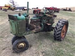 1961 John Deere 3010 2WD Tractor