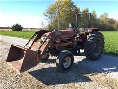 Case IH 4230 2WD Tractor w/ Loader