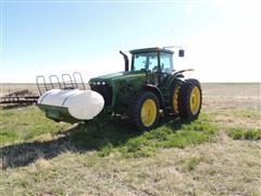 2003 John Deere 8420 MFWD Tractor