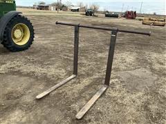 Shop Built Pallet Fork