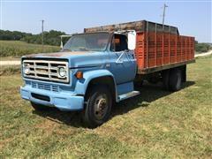 1982 GMC 6000 S/A Grain Truck