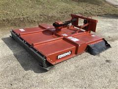 Rhino SM72 Skid Steer Mower/Shredder