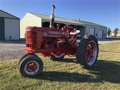 1950 Farmall M 2WD Tractor