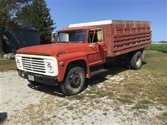 1969 Ford 600 S/A Grain Truck