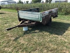 Pickup Box Trailer