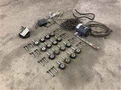 Tru Count Air Clutches W/Tank & Compressor