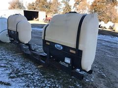 Broyhill 250 Gallon Tanks W/Brackets