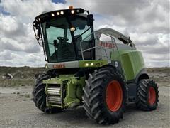 2016 CLAAS 960 Self-Propelled Forage Harvester