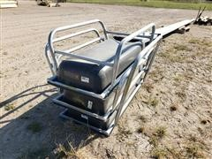 Behlen 5' Wide Feed Bunks