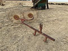Tonutti S. P. A. 2 Wheel Rake
