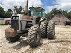 1982 White 2-180 MFWD Tractor