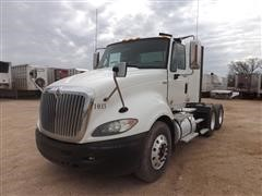 2011 International ProStar+ 122 T/A Day Cab Truck Tractor