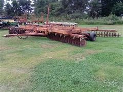 """CrustBuster 30"""" Offset Tandem Axle Disk"""