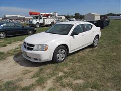 2008 Dodge Avenger Car