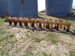 "Buffalo 4600 Series 8R30"" 3-Pt Cultivator"
