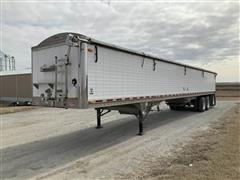 2011 Wilson DWH-500 Tri/A Grain Trailer