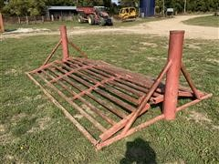 2T Drive Over Cattle Guard