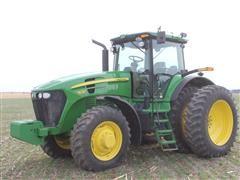2011 John Deere 7630 MFWD Tractor