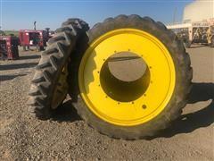 320/90R54 Tires & Rims