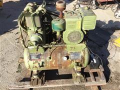 1978 Montgomery Ward Air Compressor