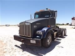 1996 Kenworth T/A Day Cab Truck Tractor W/Wet Kit