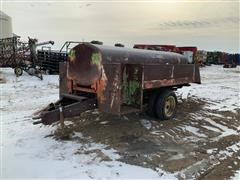 Waste Oil Trailer
