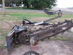 Melroe Bobcat Skid Steer Trencher Attachment