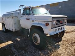 1976 Chevrolet C65 S/A Fuel Truck For Parts