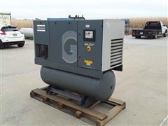 2007 Atlas Copco GA22FF 132-Gal Air Compressor System