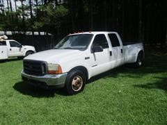2000 Ford F350 Super Duty 4DR Dually Pickup