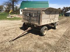 125 Bushel Dump Wagon