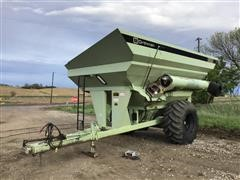 Orthman 968 Grain Cart