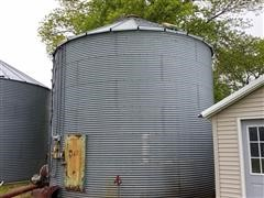 Circle Steel Grain Bins