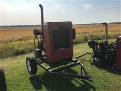 Case IH P85 Irrigation Power Unit