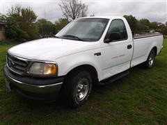 2000 Ford F-150 Xl Pickup