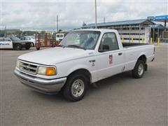 1996 Ford Ranger XLT 2WD Long Bed Pickup