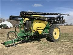 Schaben MSF-8650 Pull Type Sprayer