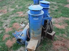 Trojan 66B Propane Water Heaters