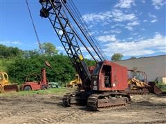 1967 Link-Belt LS-78 Pipeliner Lifting Crane