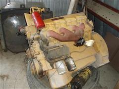 Cat 3208 Diesel Engine