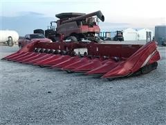 2010 Case IH 3412 30 N94 EE 12 Row Corn Split Flex Head