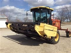 2001 New Holland HW320 Haybine