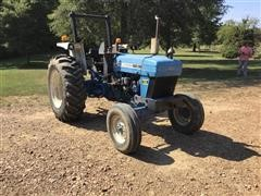 1989 Ford 4610 2WD Tractor