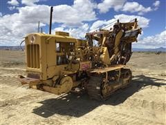 Cleveland J46 Tracked Trencher